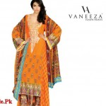 Vaneeza Ahmed Summer Lawn Collection 2012-004
