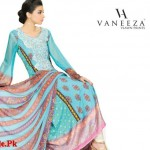 Vaneeza Ahmed Summer Lawn Collection 2012-005
