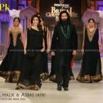 Zaheer Abbas At Pantene Bridal Couture Week 2012-003