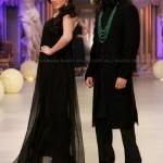 Zaheer Abbas Bridals At Bridal Couture Week 2012-008