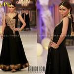 Zaheer Abbas Bridals At Bridal Couture Week 2012-009