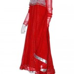 Zahra Ahmed Latest Summer Embroidered Clothes For Women 2012-007