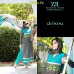 Zayn Rashid Stunning summer Lawn Prints For Women 2012-007