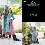 Zayn Rashid Stunning summer Lawn Prints For Women 2012-008