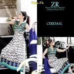 Zayn Rashid Stunning summer Lawn Prints For Women 2012-009