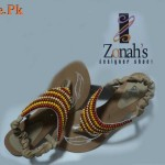 Zonah's Summer Slippers Collection For Summer 2012-001