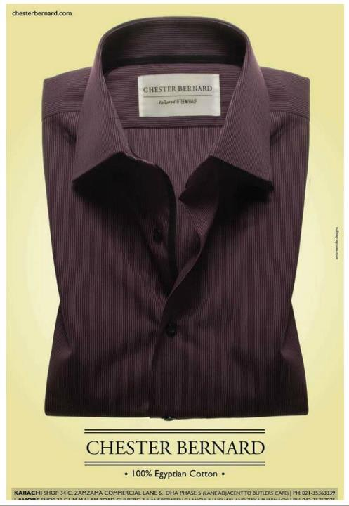 Chester Bernard Summer 2012 Collection for Men (6)