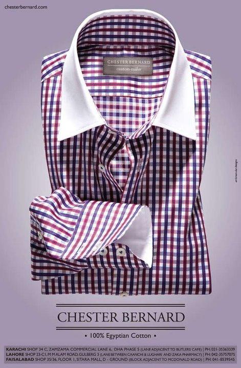 Chester Bernard Summer 2012 Collection for Men (3)