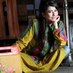 Ahsan Khan Latest Formal Wear Dresses 2012 005