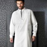 Akbar & Babar Latest Kurta Shalwar Design FoOr Men 2012 001