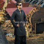 Akbar & Babar Latest Kurta Shalwar Design FoOr Men 2012 003