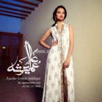 Ayesha Umair Siddique Latest Wedding Dresses 2012 001