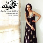 Ayesha Umair Siddique Latest Wedding Dresses 2012 002