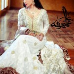 Ayesha Umair Siddique Summer 2012 Semi-Formal Wear 004