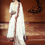 Ayesha Umair Siddique Summer 2012 Semi-Formal Wear 005
