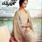 Ayesha Umair Siddique Summer 2012 Semi-Formal Wear 006