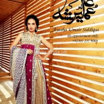 Ayesha Umair Siddique Summer 2012 Semi-Formal Wear 007