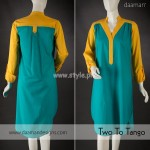 Daaman New Summer 2012 Casual Dresses 010
