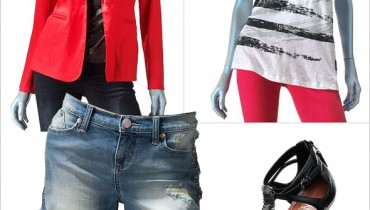 Denim Fashion Collection 2012 for girls _01