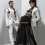 Fahad Hussayn Latest Paranoir Summer Collection 2012 005