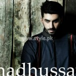 Fahad Hussayn Latest Raat Raakh  Collection For Summer 2012 001