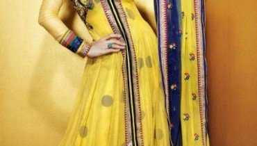 Gorgeous and Exclusive Indian Fashion Frocks and Kameez Designs 2012 001