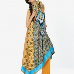 HSY Latest Summer New Arriavls Of Lawn 2012 008