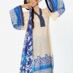 HSY Latest Summer New Arriavls Of Lawn 2012 011