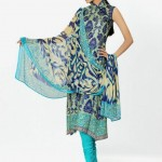 HSY Latest Summer New Arriavls Of Lawn 2012 012