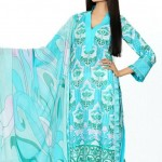 HSY Nation Summer 2012 Latest Lawn Prints 013