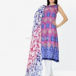 HSY Nation Summer 2012 Latest Lawn Prints 017