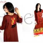HUES Latest Summer Casual Wear Collection 2012 005