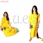 HUES Latest Summer Casual Wear Collection 2012 006