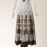 Hina Khan Latest Party Wear Collection 2012 001