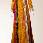 Hina Khan Summer 2012 Party Dresses For Women 2012 004