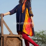 Hoop Latest Casual Wear Collection For Summer 2012 002
