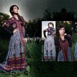 House Of Ittehad Summer 2012 Latest Chiffon Collection 009