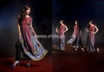 House Of Ittehad Summer 2012 Latest Chiffon Collection 012