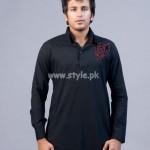 Humayun ALamgir Latest Kurta Shalwar COllection For Men 2012 001
