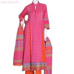 Junaid Jamshed Latest Summer Lawn Collection 2012 005
