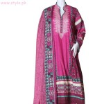 Junaid Jamshed Summer 2012 Latest Lawn For Women 012