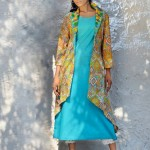 Kayseria New Arrivals Of Lawn collection 2012 001