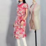 Kayseria New Arrivals Of Lawn collection 2012 002