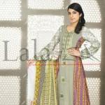 La Femme by Lala Latest Lawn Dresses 2012 001