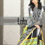 La Femme by Lala Latest Lawn Dresses 2012 002