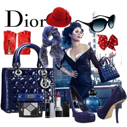 Latest Dior Fashion Accessories For Women 2012_001