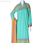 Latest Junaid Jamshed New Arrivals Of Lawn For Women 2012 015