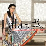 Latest La Femme Summer Collection 2012 by Lala Textiles 008