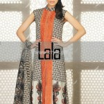 Latest La Femme Summer Collection 2012 by Lala Textiles 010