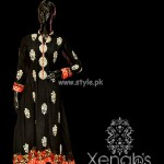 Latest Party wear by Xenab's Atelier 2012 002